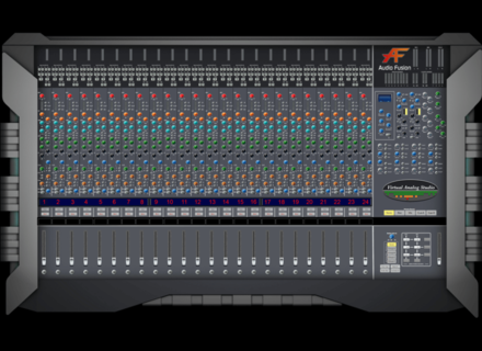 Audio Fusion Soundcheck2D