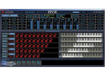 Audio Impressions DVZ Strings 2.0