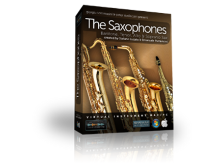 Audio Modeling The Saxophones