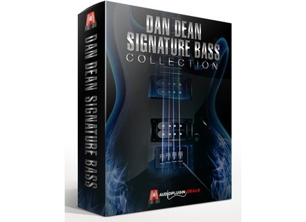 Audio Plugin Deals Dan Dean Signature Bass Collection