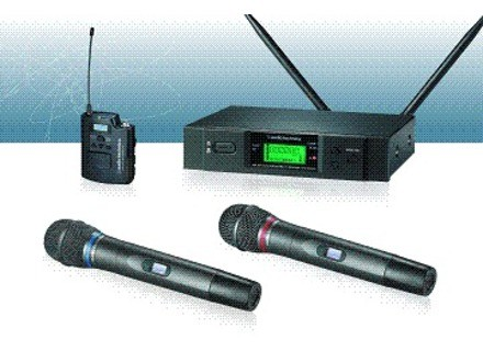 Audio-Technica 3000 Series Wireless Microphone