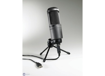 Audio-Technica AT2020 USB