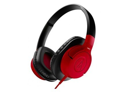 Audio-Technica ATH-AX1iS - Red