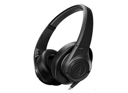 Audio-Technica ATH-AX3iS - Black