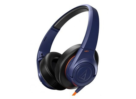 Audio-Technica ATH-AX3iS - Navy Blue