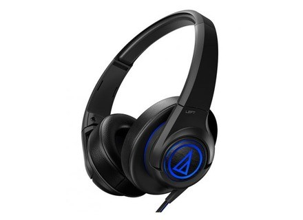 Audio-Technica ATH-AX5iS - Black