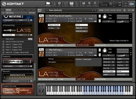 Audiobro LA Scoring Strings