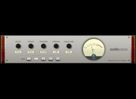 Audiocation AC1 Compressor