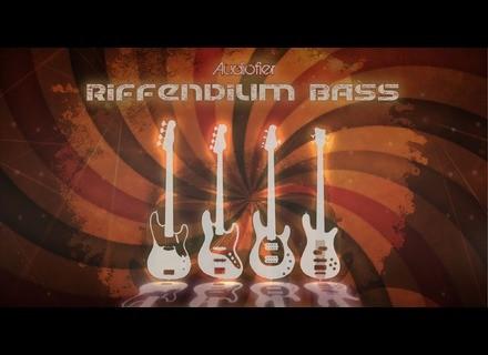 Audiofier Riffendium Bass Volume 1: Funky/Disco
