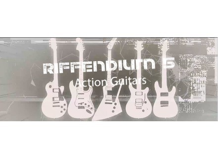 Audiofier Riffendium Volume 5: Action Guitars