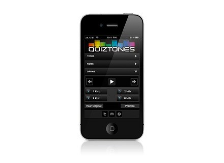 Audiofile Engineering Quiztones for iOS