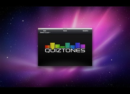 Audiofile Engineering Quiztones for Mac