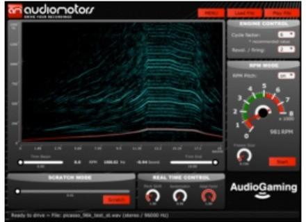 AudioGaming AudioMotors