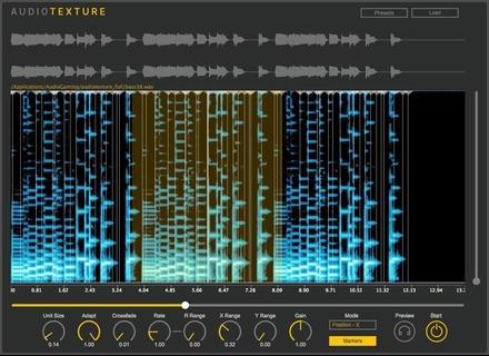 AudioGaming AudioTexture