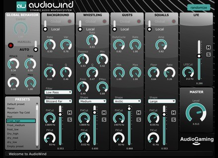 AudioGaming AudioWind