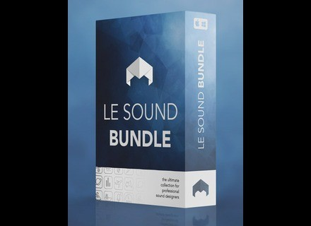 AudioGaming Le Sound Bundle