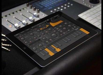 AudioKit Pro Synth One