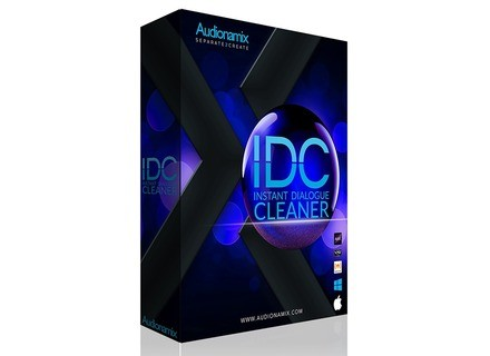 Audionamix IDC: Instant Dialogue Cleaner