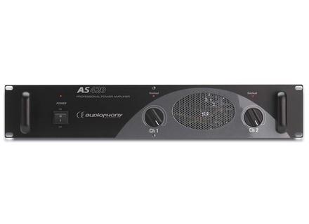Audiophony AS 420