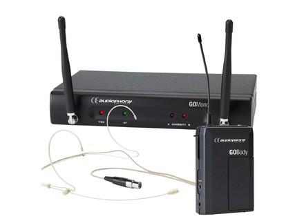 Audiophony Pack GOMove