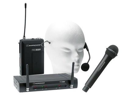 Audiophony Pack Hand/Head
