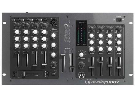 Audiophony Silver 2 Black