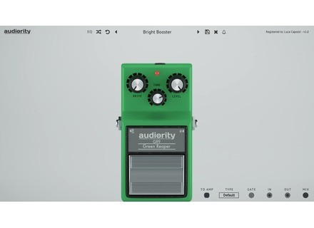 Audiority Green Reaper GR9