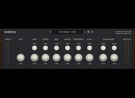 Audiority Harmonic Maximizer