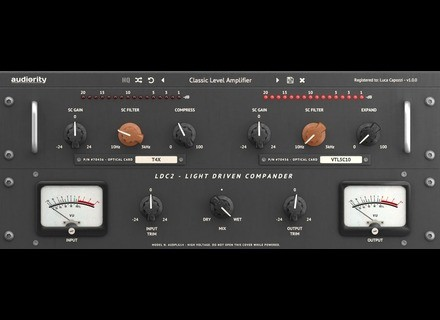 Audiority LDC2 Light Driven Compander
