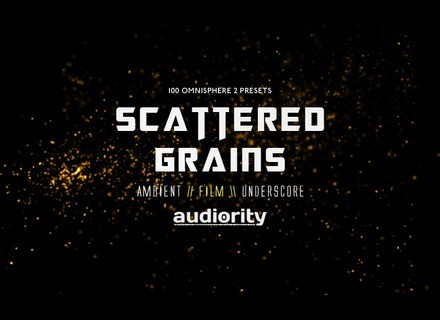Audiority Scattered Grains for Omnisphere