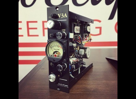AudioScape Engineering Co. V3A