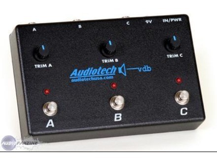Audiotech ABC Selector LCM units