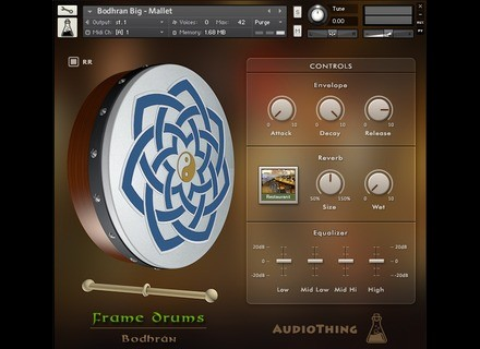AudioThing Frame Drums
