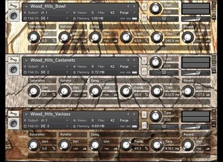 AudioThing Wood