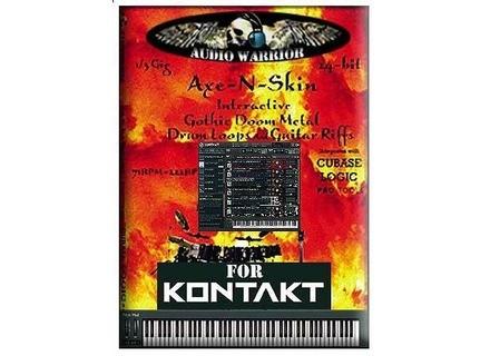 Audiowarrior Axe-N-Skin
