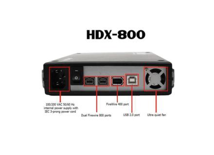 Avastor HDX800 1000GB