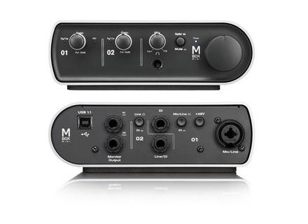 Avid Mbox 3 Mini