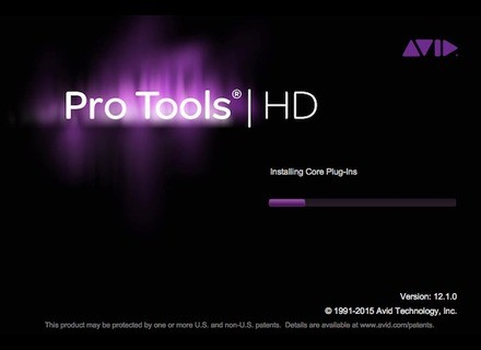 Avid Pro Tools HD 12
