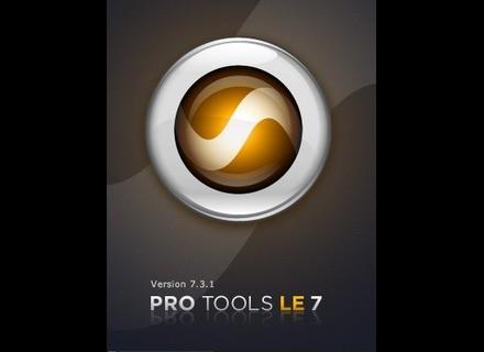 Avid Pro tools LE 7.0