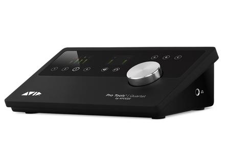 Avid Pro Tools | Quartet