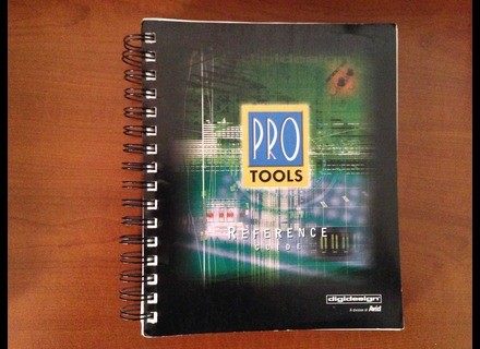 Avid PROTOOLS REFERENCE GUIDE
