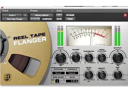 Avid Reel Tape Flanger