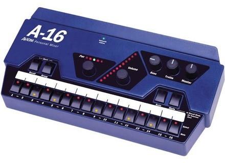 Aviom Monitor Mixer