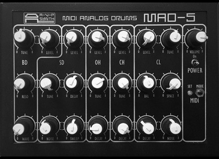AVP Synth MAD-5