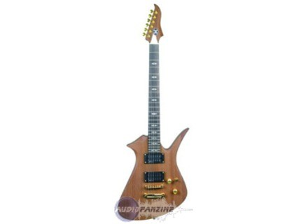 Axl Guitars Wavepoint Mahogany