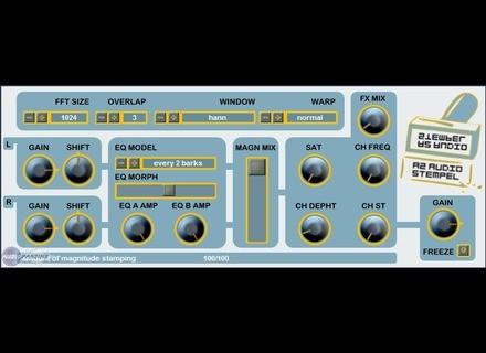 AZ Audio Stempel - Audiofanzine