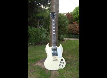 Az By Wsl Guitars SG 3 micro