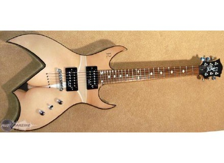 B.C. Rich Body Art Collection Bich