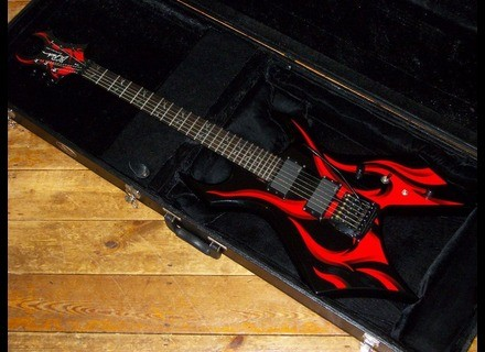 B.C. Rich Kerry King Signature Wartribe with Kahler Tremolo