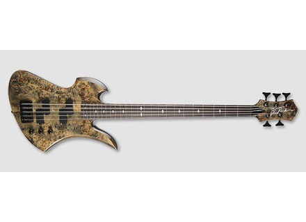 B.C. Rich Mockingbird Plus 5 String Bass